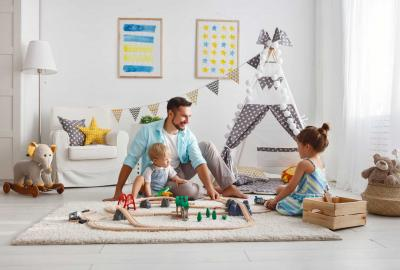 10 fun things to do at home with kids
